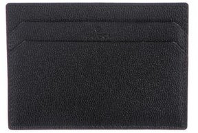 Gucci Leather Card Holder - BLACK - STYLE