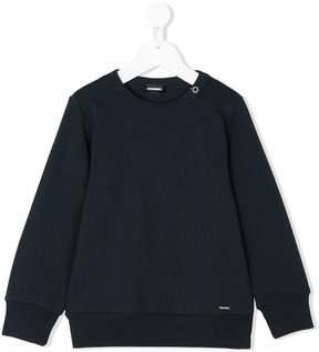 Diesel plain sweatshirt