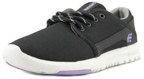 Etnies Scout Women Round Toe Synthetic Black Skate Shoe.