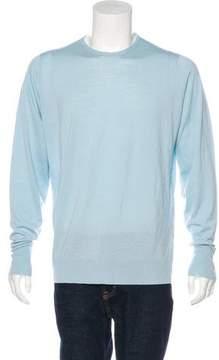 John Smedley Wool Crew Neck Sweater