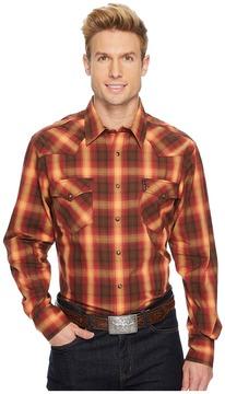Cinch Modern Fit Western Plain Men's Long Sleeve Button Up