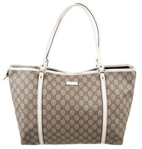 Gucci GG Plus Tote - BROWN - STYLE