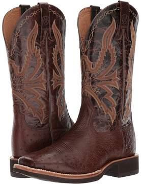 Ariat Quantum Brander Cowboy Boots