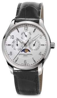 Frederique Constant Runabout Automatic-Self-Wind 5ATM Stainless Steel Watch