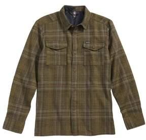 Volcom Bodhi Plaid Flannel