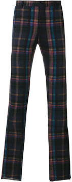 Etro checked pants