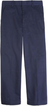 JCPenney French Toast Double-Knee Flat-Front Pants - Boys 8-20 and 8-14 Slim