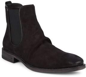 John Varvatos Men's Fleetwood Sharpei Chelsea Boots