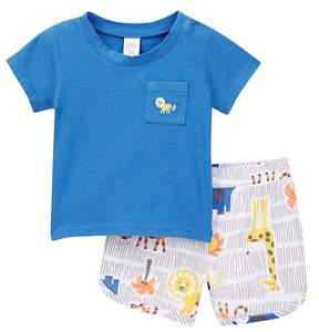 Nordstrom Tee & Short 2-Piece Set (Baby Boys)