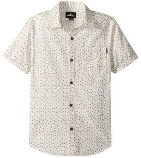 O'Neill Kids Rowdy Short Sleeve Woven Boy's Clothing