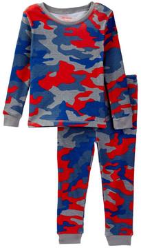 Joe Fresh Activate Sleep Mode Pajama Set (Little Boys)