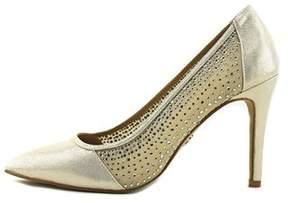 Thalia Sodi Womens Natalia Fabric Pointed Toe Classic Pumps.