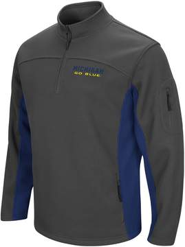 NCAA Men's Campus Heritage Michigan Wolverines Plow Pullover Jacket