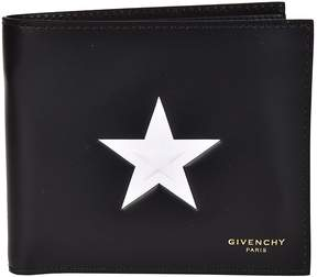 Givenchy Star Billfold Wallet