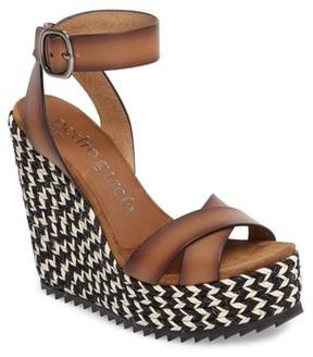 Pedro Garcia Women's Taika Wedge Sandal