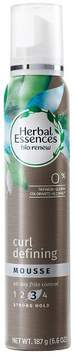 Herbal Essences Bio Renew Curl Defining Strong Hold Mousse - 6.6oz