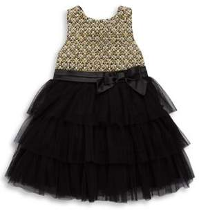 Nanette Lepore Baby's Tweed A-Line Dress