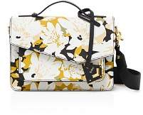 Botkier Cobble Hill Floral Leather Crossbody