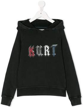 Zadig & Voltaire Kids Kurt hoodie