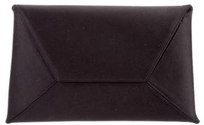 Stuart Weitzman Satin The Petite Clutch