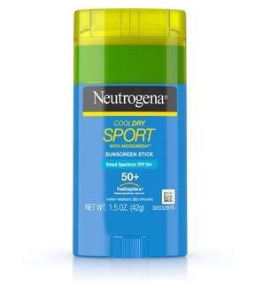 Neutrogena® CoolDry Sport Sunscreen Stick Broad Spectrum - SPF 50 - 1.7oz