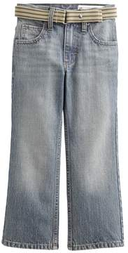 Lee Boys 4-7x Dungarees Relaxed Bootcut Hancock Jeans