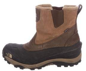The North Face Suede Waterproof Boots