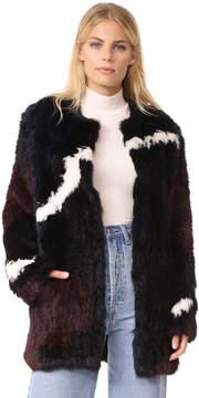 Rachel Zoe Leeson Jacket