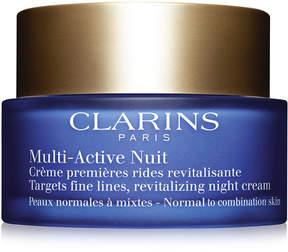 Clarins Multi-Active Night Cream, 1.6 oz