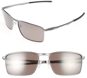 Oakley Men's Conductor 6 58Mm Polarized Sunglasses - Grey