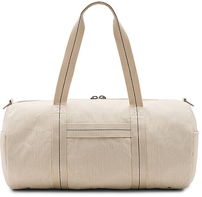 Herschel Supply Co. Surplus Sutton Duffel in Beige.
