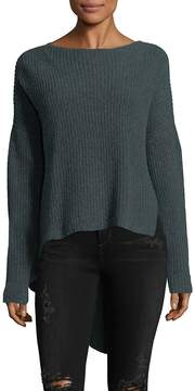 Brochu Walker Women's Thandee Asymmetrical Hem Sweater