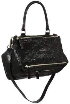 Givenchy Pandora Medium Pepe Leather Shoulder Bag