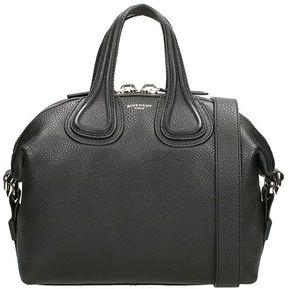 Givenchy Black Small Nightingale Handle Bag