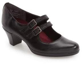 Munro American 'Alicia' Water Resistant Mary Jane Pump
