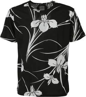 N°21 N.21 Printed Floral T-shirt