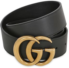 40mm Gg Marmont Leather Belt