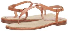 Soludos Classic Leather Thong Sandal Women's Sandals