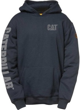 Caterpillar Flame Resistant Banner Hooded Sweatshirt (Men's)
