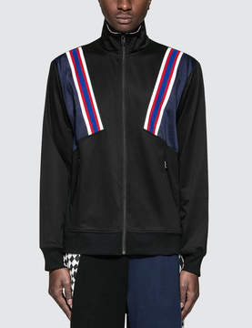 Facetasm Rib Football Track Jacket