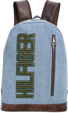 Tommy Hilfiger Men's Denim Backpack