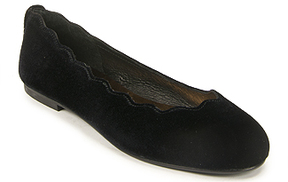 French Sole Jigsaw - Ballet Flats