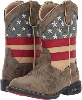 Roper Patriot Cowboy Boots