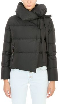 Bacon Puffa 13 Black Puffer Coat