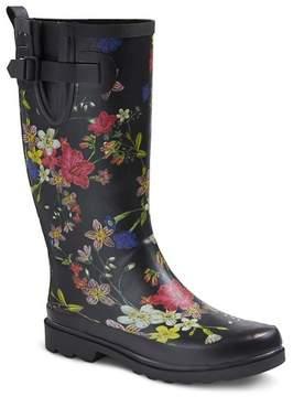 Merona Women's Kalista Tall Rain Boots