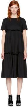 Edit Black Multi Tier Dress