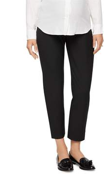 A Pea in the Pod Secret Fit Belly Straight Trouser Maternity Pants