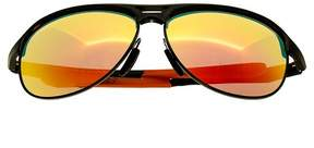 Breed Men's Jupiter Polorized Sunglasses with Aluminum Frame and Arms