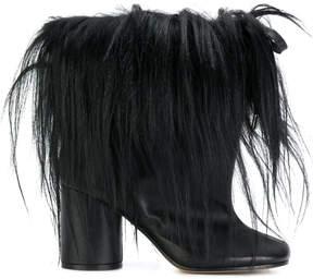 Maison Margiela drawstring ankle boots