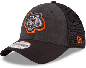 New Era Cincinnati Bengals Black Heather Neo 39THIRTY Cap